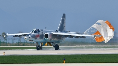 Photo ID 182407 by Peter Terlouw. North Korea Air Force Sukhoi Su 25,