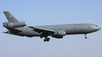 Photo ID 182333 by Hugo Ferreiro. USA Air Force McDonnell Douglas KC 10A Extender DC 10 30CF, 87 0121