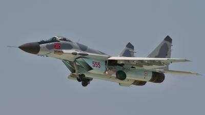 Photo ID 182651 by Peter Terlouw. North Korea Air Force Mikoyan Gurevich MiG 29A 9 12A, 555