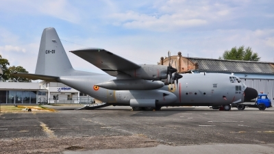 Photo ID 183446 by Radim Spalek. Belgium Air Force Lockheed C 130H Hercules L 382, CH 01