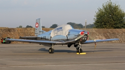 Photo ID 182844 by Milos Ruza. Private P 3 Flyers Pilatus P 3 05, HB RCH