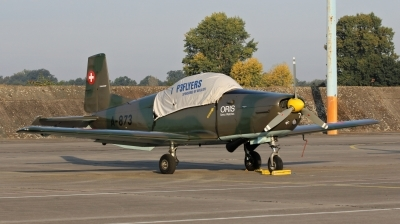 Photo ID 182843 by Milos Ruza. Private P 3 Flyers Pilatus P 3 05, HB RCL