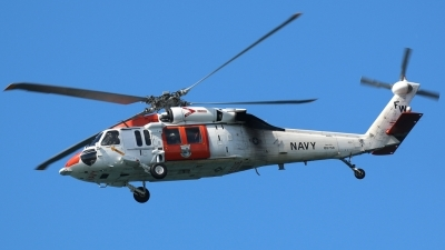 Photo ID 183014 by Ian Nightingale. USA Navy Sikorsky MH 60S Knighthawk S 70A, 165758