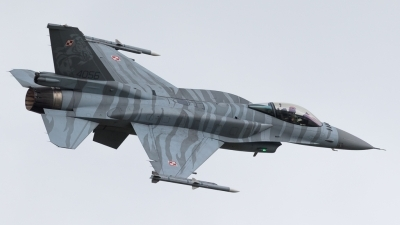 Photo ID 182962 by Markus Schrader. Poland Air Force General Dynamics F 16C Fighting Falcon, 4056