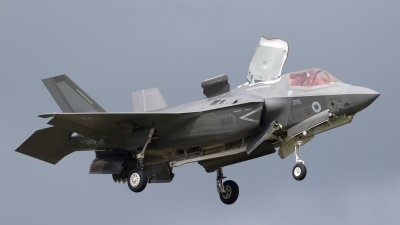 Photo ID 182964 by Markus Schrader. UK Air Force Lockheed Martin F 35B Lightning II, ZM137