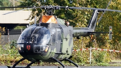 Photo ID 182946 by Lukas Kinneswenger. Germany Army MBB Bo 105P1M, 86 46