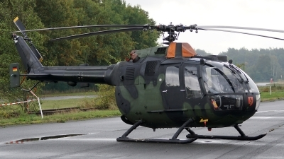 Photo ID 183013 by Lukas Kinneswenger. Germany Army MBB Bo 105P1M, 86 46