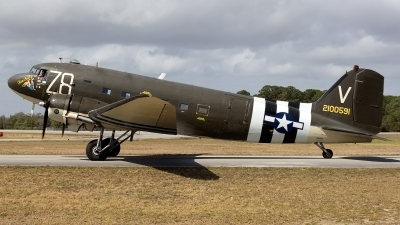 Photo ID 182995 by Hector Rivera - Puerto Rico Spotter. Private Private Douglas C 47A Skytrain, N3239T