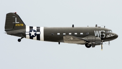 Photo ID 185845 by W.A.Kazior. Private Lyon Air Museum Douglas C 47B Skytrain, N791HH