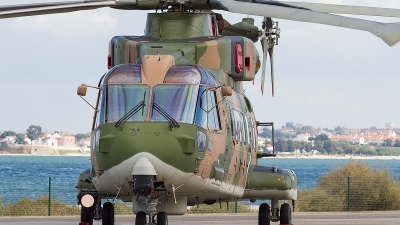 Photo ID 183132 by Filipe Barros. Portugal Air Force Agusta Westland AW101 Mk514, 19602