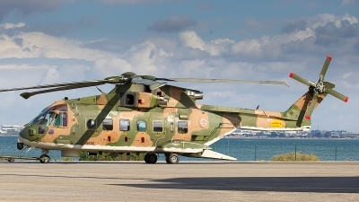 Photo ID 183133 by Filipe Barros. Portugal Air Force Agusta Westland AW101 Mk514, 19606