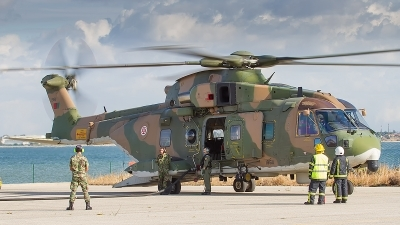 Photo ID 183135 by Filipe Barros. Portugal Air Force Agusta Westland AW101 Mk516, 19611