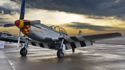 Photo ID 183296 by W.A.Kazior. Private Private North American P 51D Mustang, N151MW