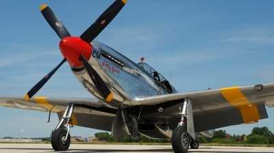 Photo ID 183146 by Florian Morasch. Private Collings Foundation North American P 51C Mustang, NL251MX