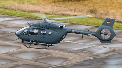 Photo ID 183160 by markus altmann. Germany Air Force Eurocopter EC 645T2, 76 07