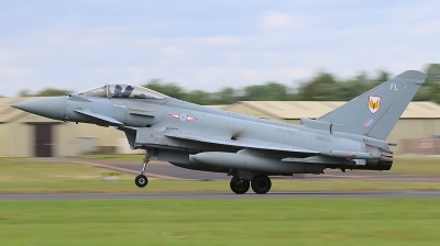 Photo ID 183187 by markus altmann. UK Air Force Eurofighter Typhoon FGR4, ZK310