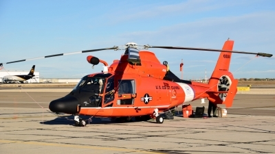 Photo ID 183496 by Gerald Howard. USA Coast Guard Aerospatiale MH 65D Dolphin SA 366G 1, 6504