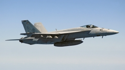 Photo ID 183181 by David F. Brown. USA Navy Boeing F A 18E Super Hornet, 166649