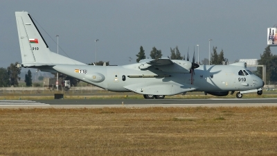 Photo ID 183195 by Manuel Fernandez. Oman Air Force CASA C 295MPA Persuader, 910