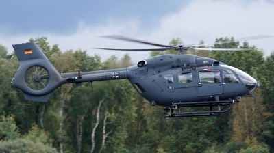 Photo ID 183260 by Lukas Kinneswenger. Germany Air Force Eurocopter EC 645T2, 76 07