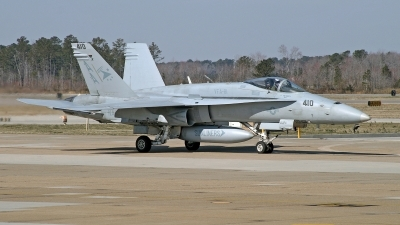 Photo ID 183268 by David F. Brown. USA Navy McDonnell Douglas F A 18C Hornet, 163462
