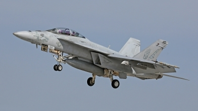 Photo ID 183301 by David F. Brown. USA Navy Boeing F A 18F Super Hornet, 166623