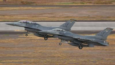 Photo ID 183363 by Ian Nightingale. USA Air Force General Dynamics F 16C Fighting Falcon, 90 0765