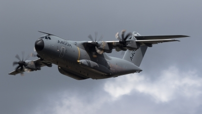Photo ID 183590 by Markus Schrader. Company Owned Airbus Airbus A400M Atlas, EC 406