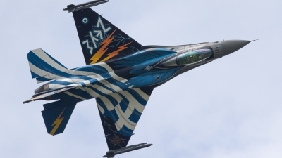 Photo ID 183589 by Markus Schrader. Greece Air Force General Dynamics F 16C Fighting Falcon, 523