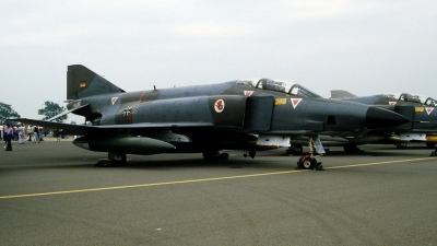 Photo ID 22029 by Michael Baldock. Germany Air Force McDonnell Douglas RF 4E Phantom II, 3528