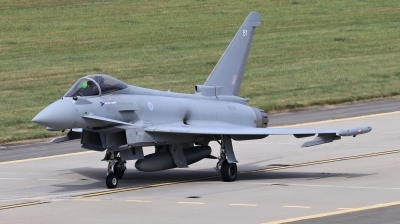 Photo ID 183743 by Milos Ruza. UK Air Force Eurofighter Typhoon FGR4, ZK354