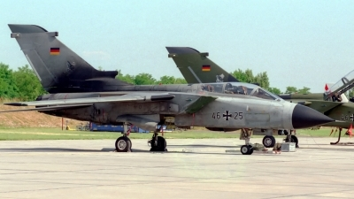 Photo ID 183780 by Sven Zimmermann. Germany Air Force Panavia Tornado ECR, 46 25