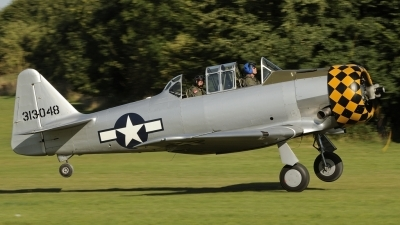 Photo ID 183843 by rinze de vries. Private Private North American AT 6D Harvard Mk3, G TDJN