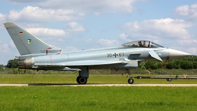Photo ID 183871 by Thomas Rosskopf. Germany Air Force Eurofighter EF 2000 Typhoon S, 30 63
