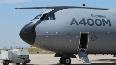Photo ID 183890 by Manuel Fernandez. Company Owned Airbus Airbus A400M Atlas, EC 406