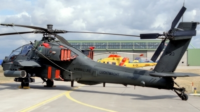 Photo ID 183979 by Sven Zimmermann. Netherlands Air Force Boeing AH 64DN Apache Longbow, Q 23