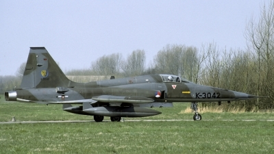 Photo ID 183889 by Joop de Groot. Netherlands Air Force Canadair NF 5A CL 226, K 3042