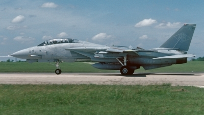 Photo ID 183893 by David F. Brown. USA Navy Grumman F 14A Tomcat, 161161