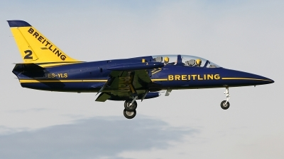 Photo ID 183898 by Ruben Galindo. Private Breitling Jet Team Aero L 39C Albatros, ES YLS