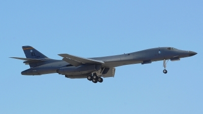 Photo ID 184099 by Peter Boschert. USA Air Force Rockwell B 1B Lancer, 85 0085