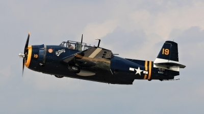 Photo ID 183990 by Milos Ruza. Private Association Charlie 039 s Heavy Grumman TBM 3E Avenger, HB RDG