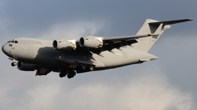 Photo ID 184045 by Hans-Werner Klein. United Arab Emirates Air Force Boeing C 17A Globemaster III, 1226