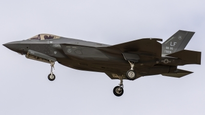Photo ID 184046 by Thomas Ziegler - Aviation-Media. USA Air Force Lockheed Martin F 35A Lightning II, 11 5031