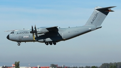 Photo ID 184074 by Manuel Fernandez. Company Owned Airbus Airbus A400M Atlas, EC 404