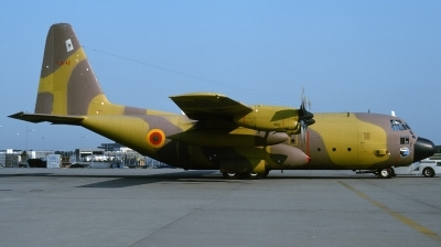 Photo ID 184076 by Hans-Werner Klein. Cameroon Air Force Lockheed C 130H Hercules L 382, TJX AC