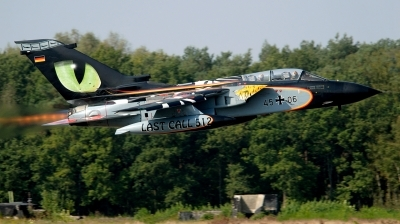 Photo ID 184111 by Hans-Werner Klein. Germany Air Force Panavia Tornado IDS, 45 06