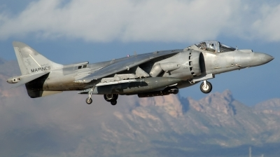 Photo ID 184176 by Hans-Werner Klein. USA Marines McDonnell Douglas AV 8B Harrier ll, 164549