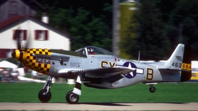 Photo ID 185858 by Sven Zimmermann. Private Private North American P 51D Mustang, N51EA