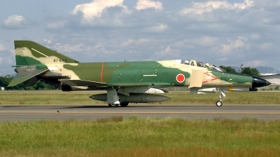 Photo ID 184240 by Hans-Werner Klein. Japan Air Force McDonnell Douglas RF 4EJ Phantom II, 87 6412
