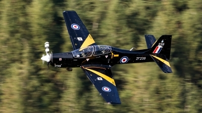 Photo ID 184238 by Robin Coenders / VORTEX-images. UK Air Force Short Tucano T1, ZF239